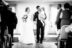 A family affair in the Danube Suite ceremony room at Hungarian Hall