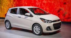 Chevrolet Spark mẫu xe đáng được mong đợi nhất 2017