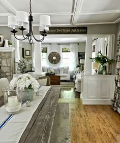 Great Idea For The Living Room Dining