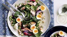 Light and healthy salad recipes!