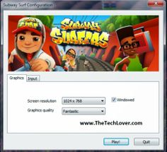 Download Subway Surfers For PC - Windows Xp,7,8
