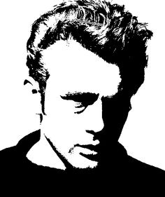 James Dean…digital art.