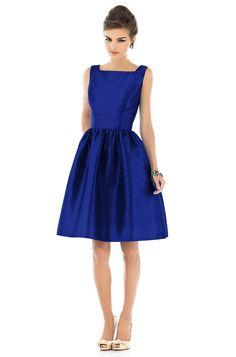 Alfred Sung D518 Bridesmaid Dress | Weddington Way