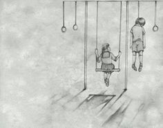 Worrying is the mother of suicide Art Tumblr, Sad Drawings, Pomes, Art Brut, Sad Art, Arte Horror, My Demons, Sad Anime, It Hurts