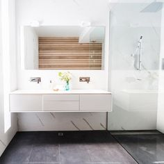 Josh And Charlotte Had The Judges In Awe With Their Winning Ensuite Pictures Elizabeth Allnutt Photography Bathroom Pinterest Floor