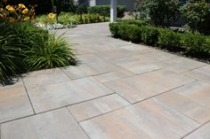 The possibilities are endless with Cambridge Pavingstones with ArmorTec! Where would your walkway lead you?