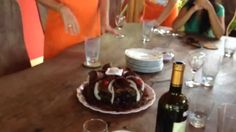 HAPPY BIRTHDAY - MAURICIO ALMEIDA E WAGNER CARVALHO - Sauípe (Ba)