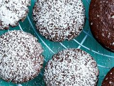 4 chewy chocolate cookie recipes