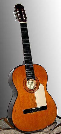 Historia de la guitarra - Wikipedia, la enciclopedia libre