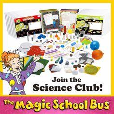 Magic School Bus Science Club Kit