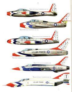S07 Aerobatic Teams 1950-1970 Vol. 1 Page 30-960