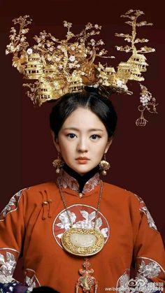 "Chinese national costume, ""Fu Han""_ Ady Ann_Taiwan actress"