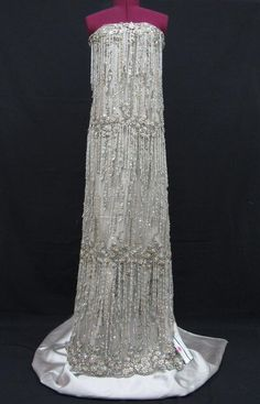Gorgeous hand Beaded Fringe Flapper Material – KatKingCouture.com only 2 yards in stock!