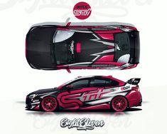 eighteleven design - TUNING Car Stickers, Car Decals, Design Autos, Auto Design, Bike Cart, Bmw Autos, Car Interior Decor, Drift Trike, Car Accessories For Girls