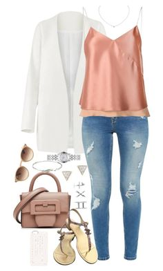 """""""Sem título #1199"""" by manoella-f on Polyvore featuring moda, Non, Ted Baker, Edun, Cartier, Maison Margiela, Chanel, GUESS, Adina Reyter e Collette Waudby"""