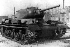 KV-13 (Object 233) - Prototype of a medium tank. Designation for an advanced redesign of the KV series, which was resulted in the production of the IS series.