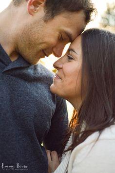 Auburn,Syracuse New York Fall Foliage Engagement Photography Session