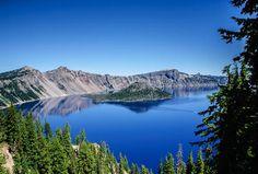 Oregon - Crater Lake