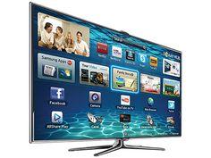 """Uma Samsung dessas é que eu preciso *.*    46"""", 3D e Slim LED.  Dá para acreditar que está em oferta?    http://maga.lu/NkxTTs"""