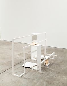 Thea Djordjadze at Kaufmann Repetto #art