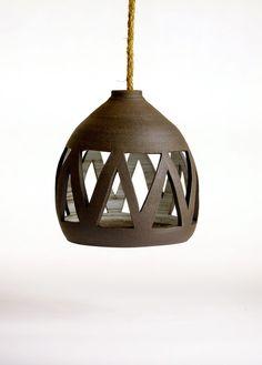 Introducing Heather Levine Ceramic Lighting