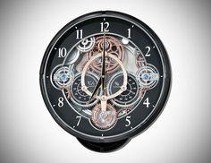 Musical Motion Wall Clock | COOLSHITiBUY.COM