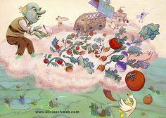 Illustration, Painting, Art, Art Background, Illustrations, Painting Art, Paintings, Kunst, Drawings