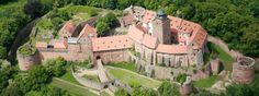 Burg Breuberg, Odenwald, Hessen