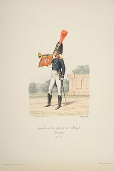 Guards of the Provost Hotel 1814-1816