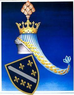 coat of arms of Bosnian kings....