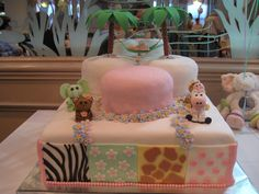 Posts related to Girl Jungle Baby Shower Cakes