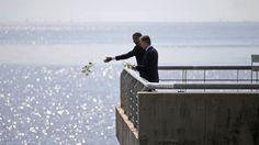 Barack Obama en el Parque de la Memoria: Ustedes harán que el pasado se recuerde y se cumpla con la promesa de Nunca más | Barack Obama en la Argentina, Mauricio Macri, Barack Obama - Infobae