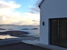 Overlooking+the+Best+View+in+IrelandVacation Rental in Caherdaniel from Home And Away, Ideal Home, Ireland, Cottage, Vacation, Explore, House, Travel, Ideal House