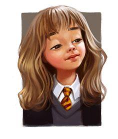 "12.6 mil curtidas, 226 comentários - Lera Kiryakova 🌟 Illustrator (@lera_kiryakova) no Instagram: ""The next fan art is done ⚡️ #sixfanarts #6fanarts"" Harry Potter Fan Art, Hermione Granger, Fantastic Beasts, Disney Characters, Fictional Characters, Disney Princess, Illustration, Fanart, Fan Art"