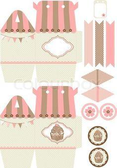 cupcake printableS - Cerca con Google