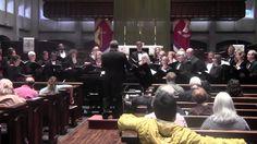 William Baker Festival Singers (Atlanta) performs Tavener FUNERAL IKOS