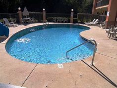 Downtown Knoxville Hotel provides facilities like Safe picnic area for kids, well equipped Meeting and Conference Services, Clean Outdoor pool. Outdoor Pool, Outdoor Decor, Picnic Area, Convention Centre, Conference, Kids, Young Children, Boys, Children
