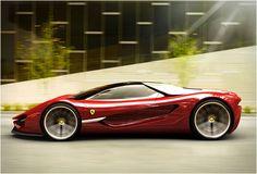 Ferrari Xzeri conecept