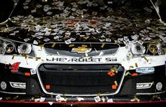 March 2nd, 2014 at Phoenix - Kevin Harvick wins!
