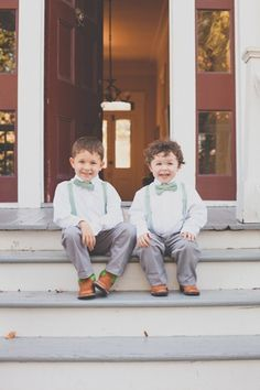 DIY: Bow tie for when you tie the knot