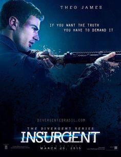 Tobias Eaton #Insurgent