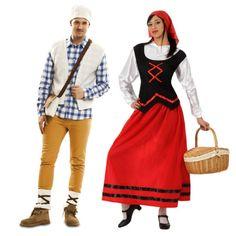 Pareja Disfraces Pastores de Belén #parejas #disfraces #carnaval