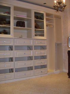 Closet Organizers - traditional - closet - philadelphia - John Manidis, Top Shelf Closets