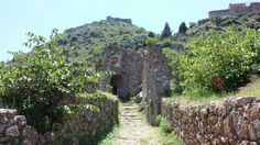Mystras - The remain