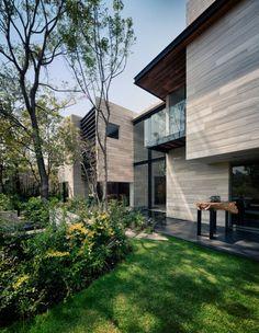 Casa Guanabanos A project by: Taller Hector Barroso,Hector barroso   Architecture, Interior, Landscape