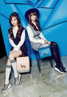 It Girl – The Jung Sisters