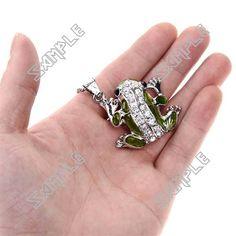 Low Price Samsung Accessories: Frog Pattern 4GB USB 2.0 Samsung Chip USB Flash Dr...
