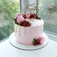 Cake Birthday, Happy Birthday, Victoria, Desserts, Food, Yummy Cakes, Fiestas, Happy Brithday, Tailgate Desserts