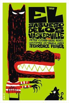 Edel Rodriguez (Mola), El Sabueso de los Baskerville, 2009