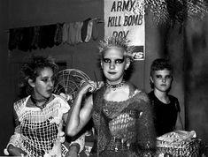 Los primeros días del punk   VICE México